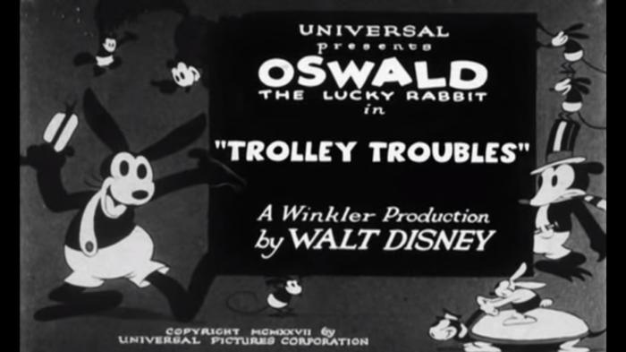Trolley Troubles 1